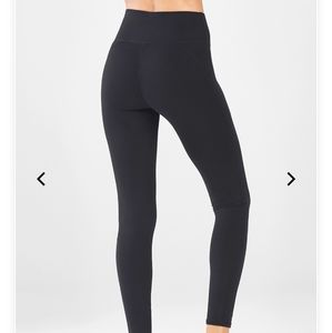 Fabletics powerhold black leggings L